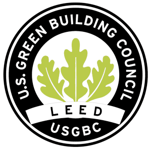 U.S. Green building Counsil LEED certification