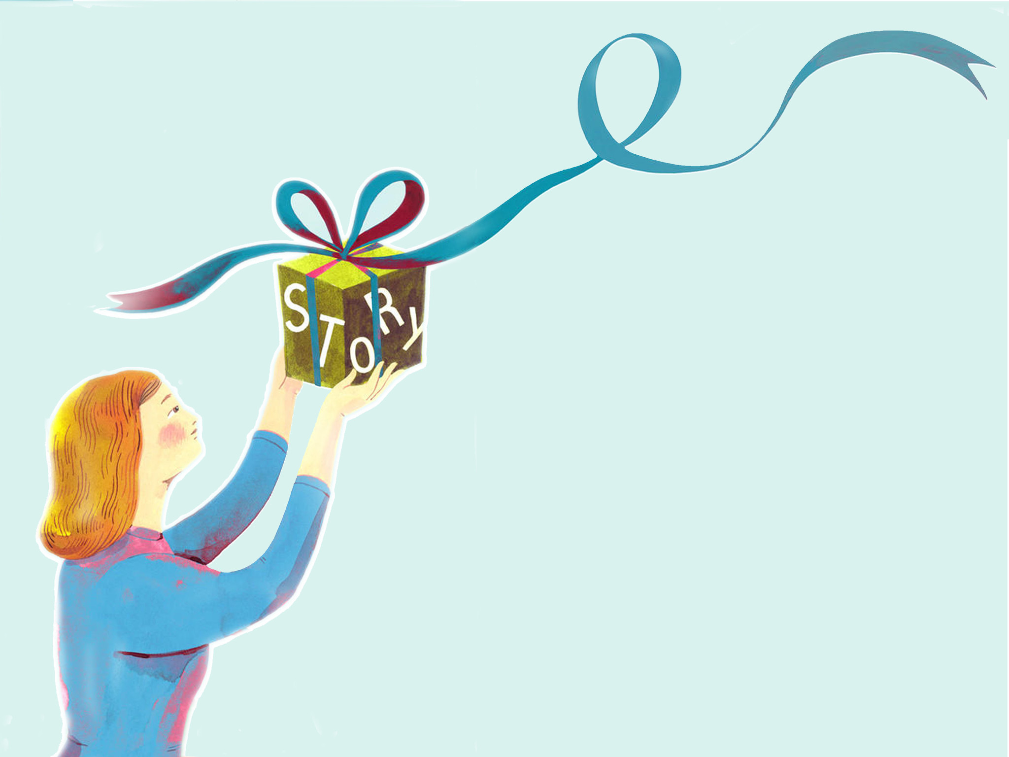 Why the best holiday gift comes with a backstory
