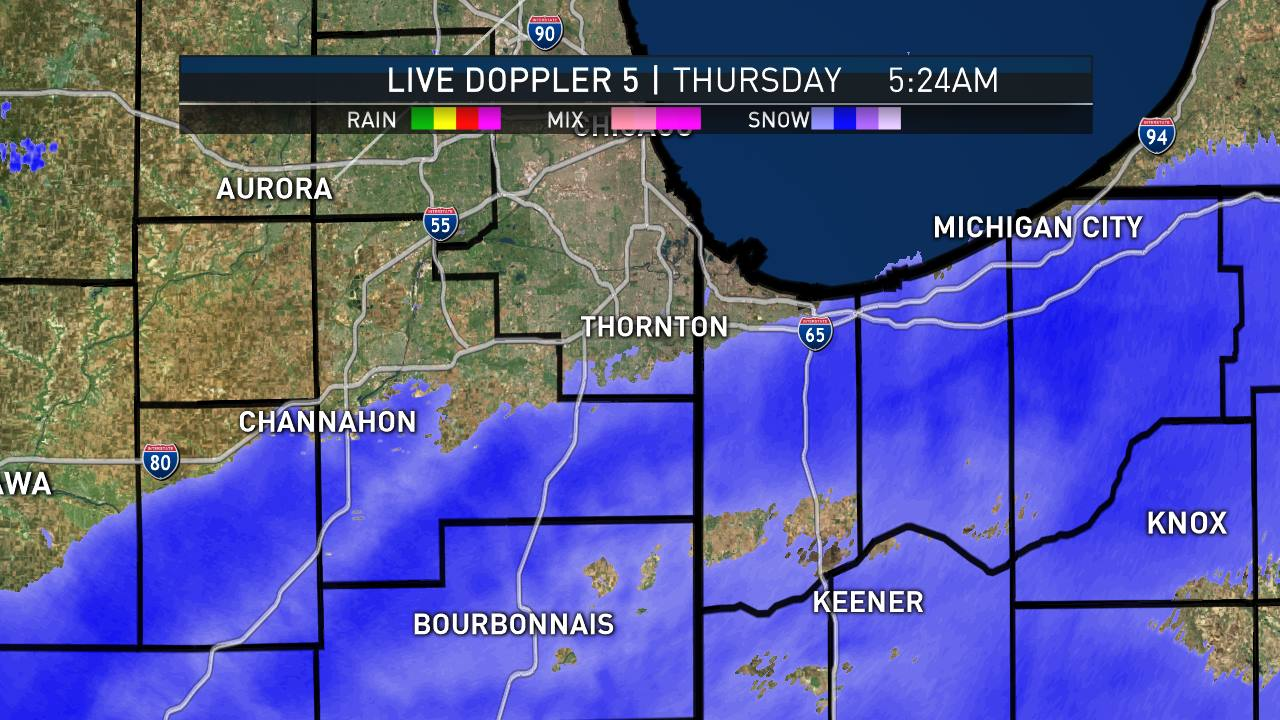 Winter Weather Advisory for Southern Counties, NW Indiana
