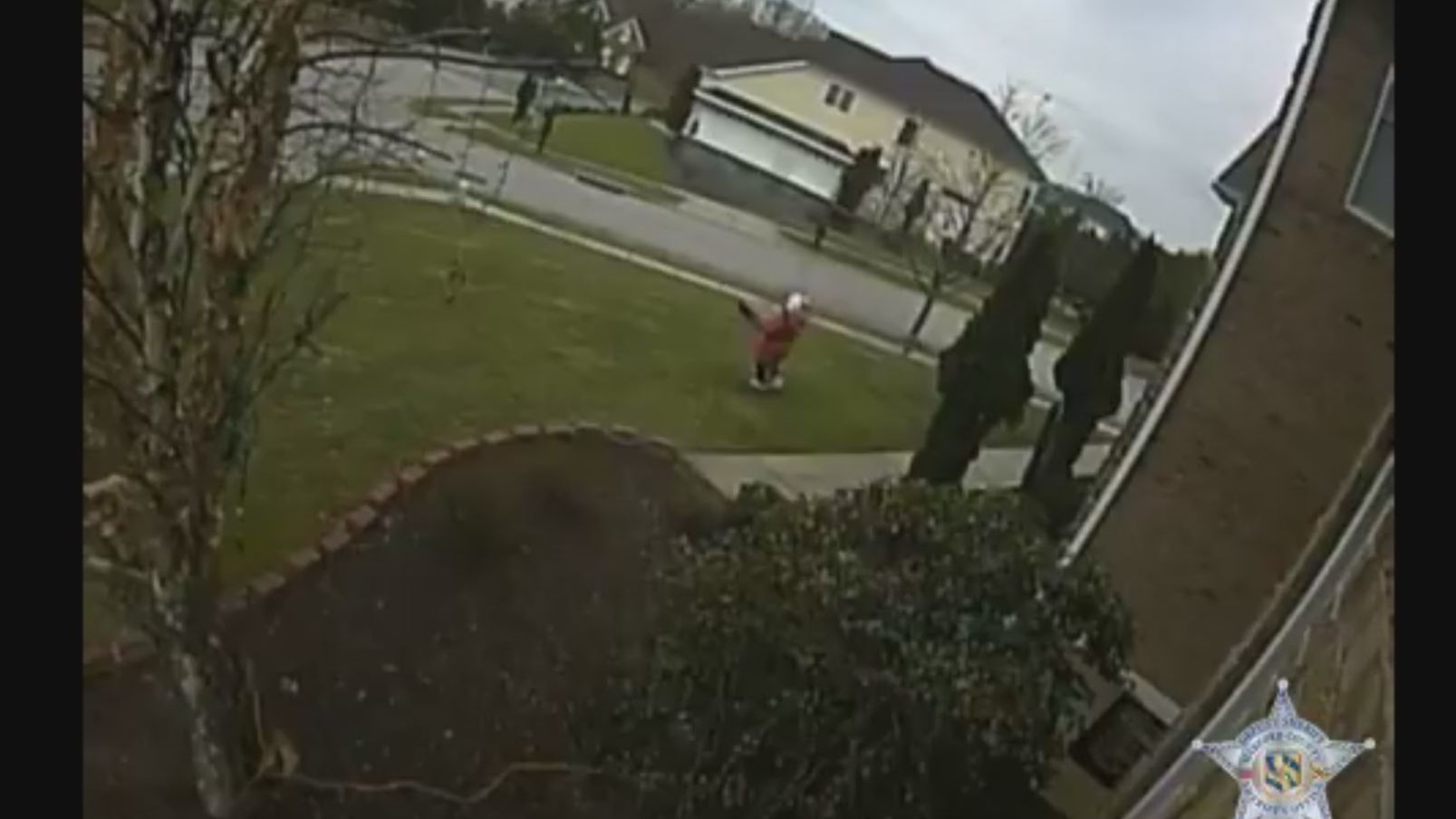 Harford Sheriff: Security cameras indicate young girl was directed to steal packages in Bel Air
