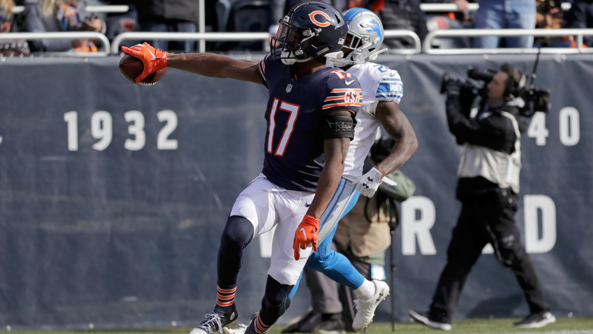 Bears, Anthony Miller Release Epic Hype Video Sunday