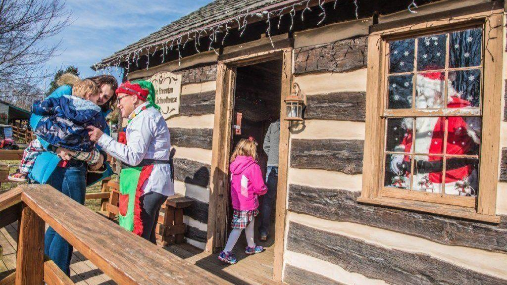 Sweet treats and Santa await at Carroll County Farm Museum holiday tours