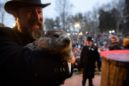 Groundhog Day prediction is for an early spring but Twitters not buying it this year