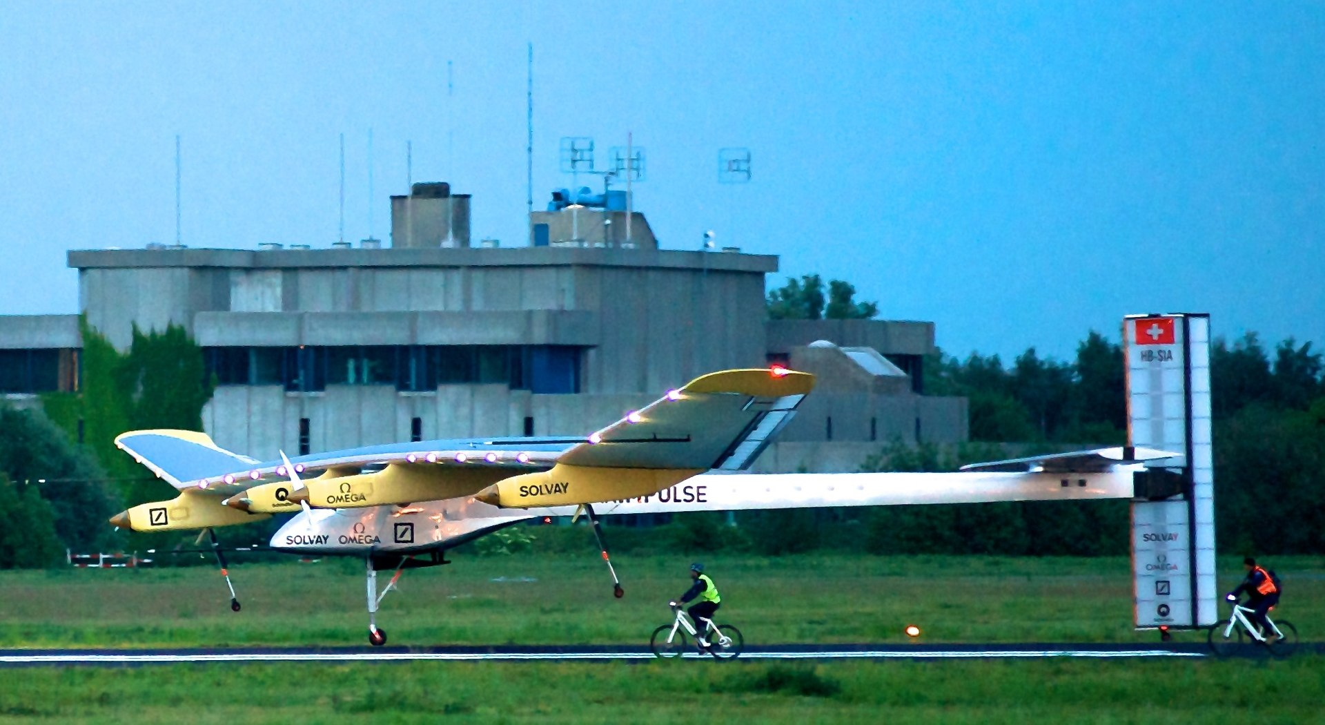 Solar Impulse Solar Aircraft