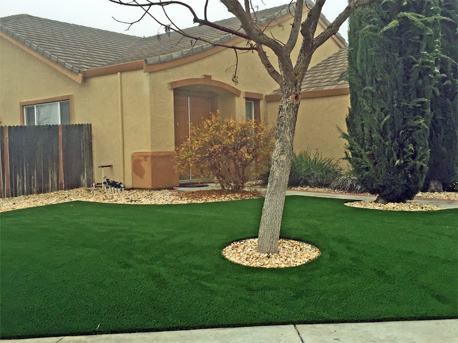 Synthetic Grass Installation In Fort Worth, Texas