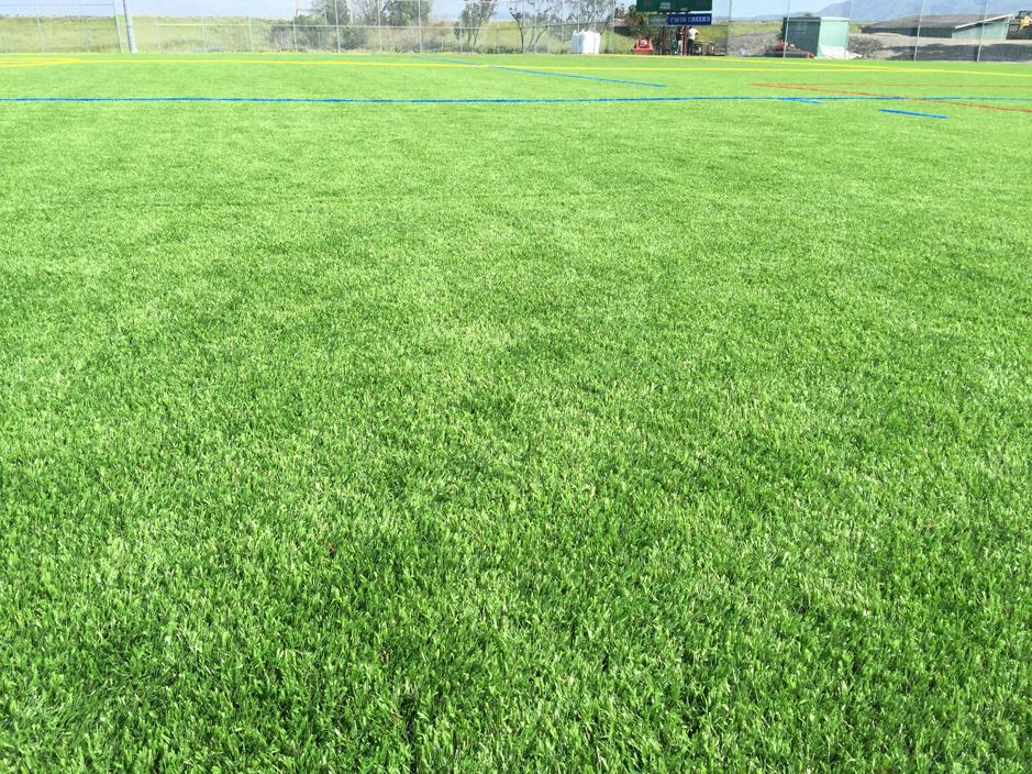Synthetic Grass Installation In Santa Rosa, California