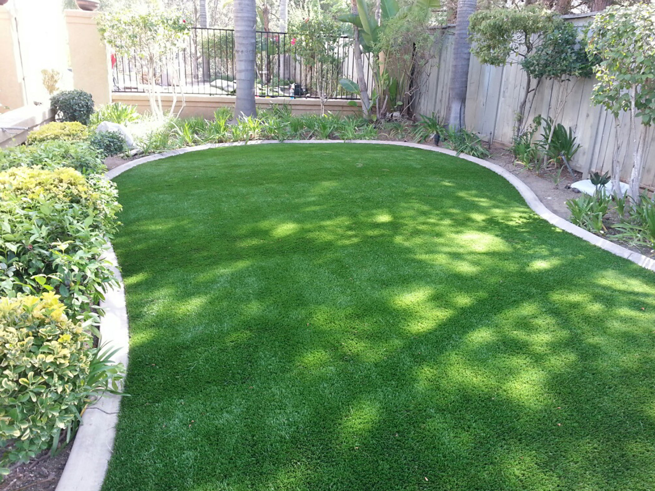Synthetic Grass Lawn North Glendale, California