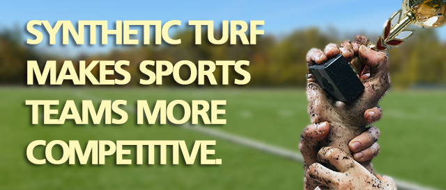 Synthetic Turf Makes School Sports Teams More Competitive