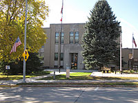 Artificial grass, synthetic turf in Allamakee County, Iowa