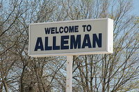 Artificial grass, synthetic turf in Alleman, Iowa