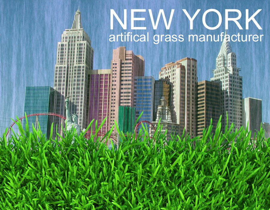 Artificial grass, synthetic turf in New York City, New York