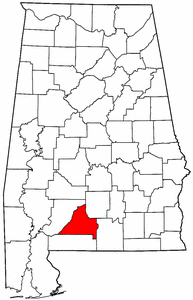 Artificial grass, synthetic turf in Conecuh County, Alabama