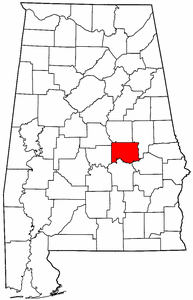 Artificial grass, synthetic turf in Elmore County, Alabama