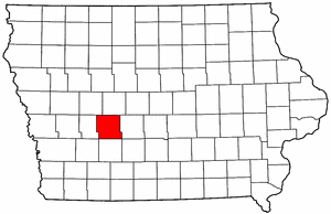 Artificial grass, synthetic turf in Guthrie County, Iowa