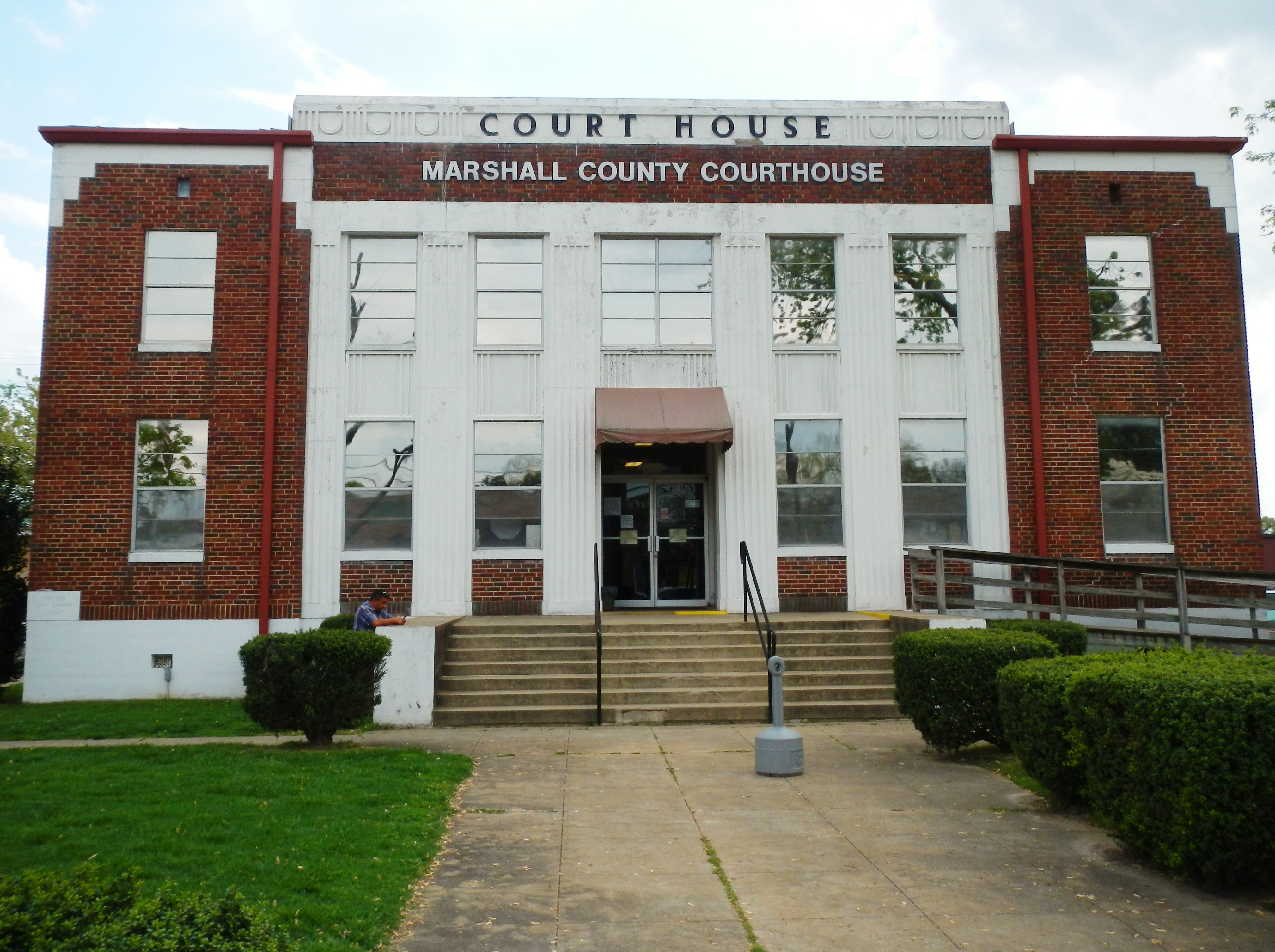 Artificial grass, synthetic turf in Marshall County, Alabama
