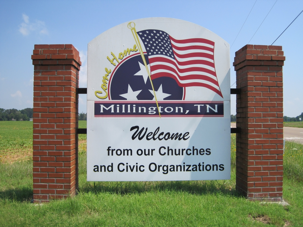 Artificial grass, synthetic turf in Millington, Tennessee