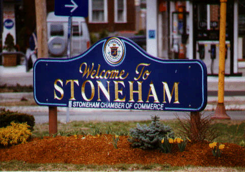 Artificial grass, synthetic turf in Stoneham, Massachusetts