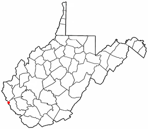 Artificial grass, synthetic turf in Kermit, West Virginia