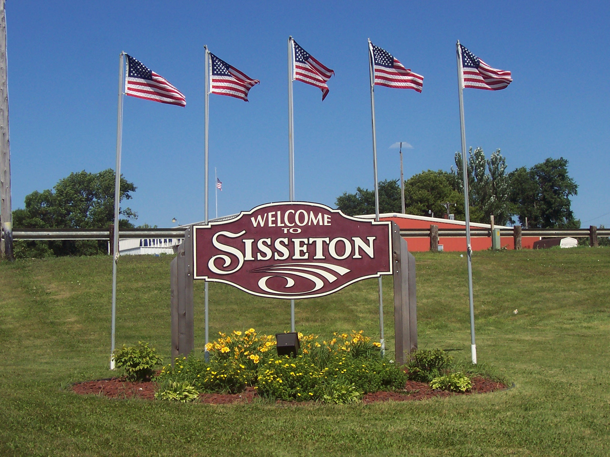 Artificial grass, synthetic turf in Sisseton, South Dakota