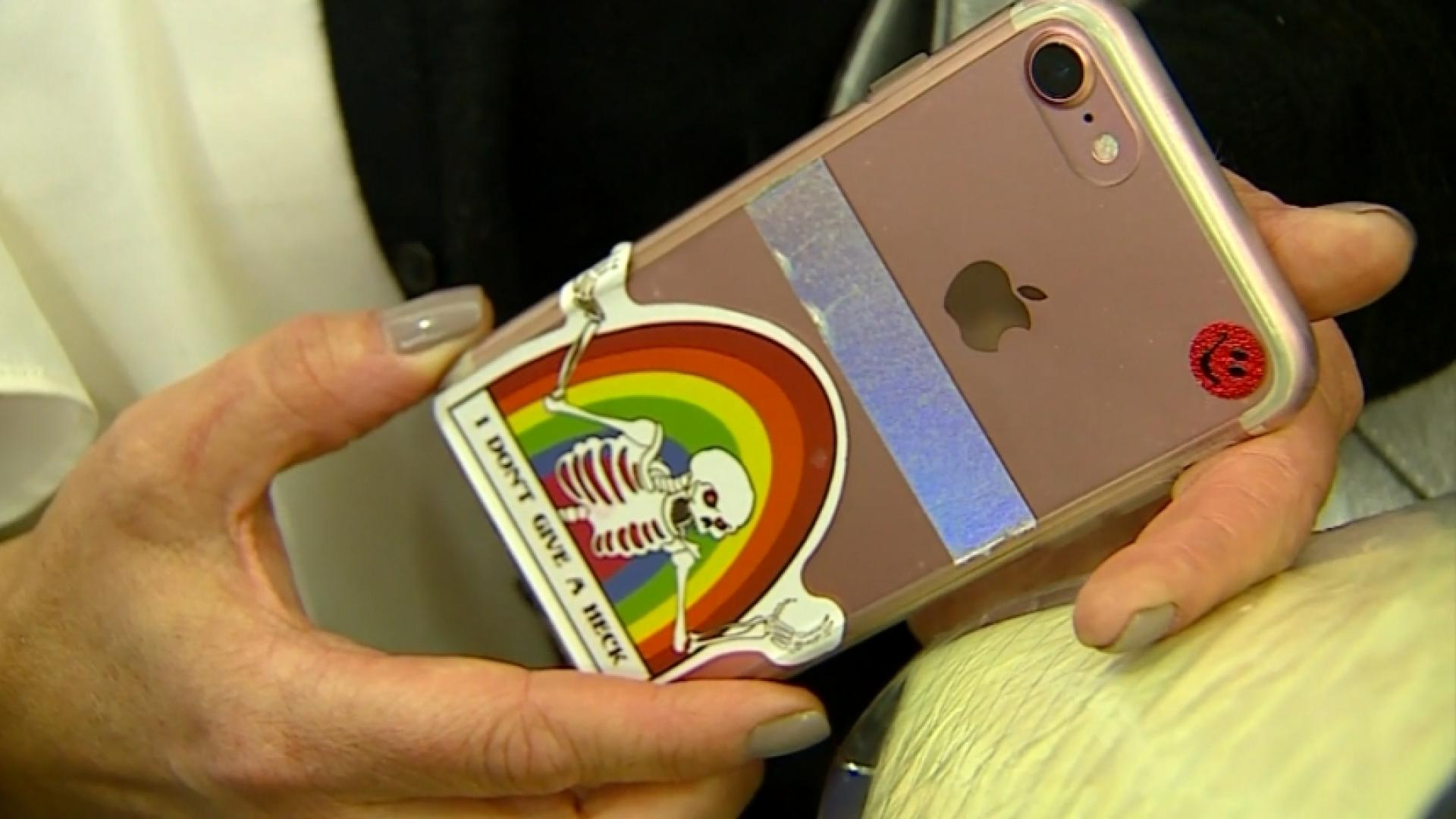 Mom Charged After Taking Away Daughters Phone