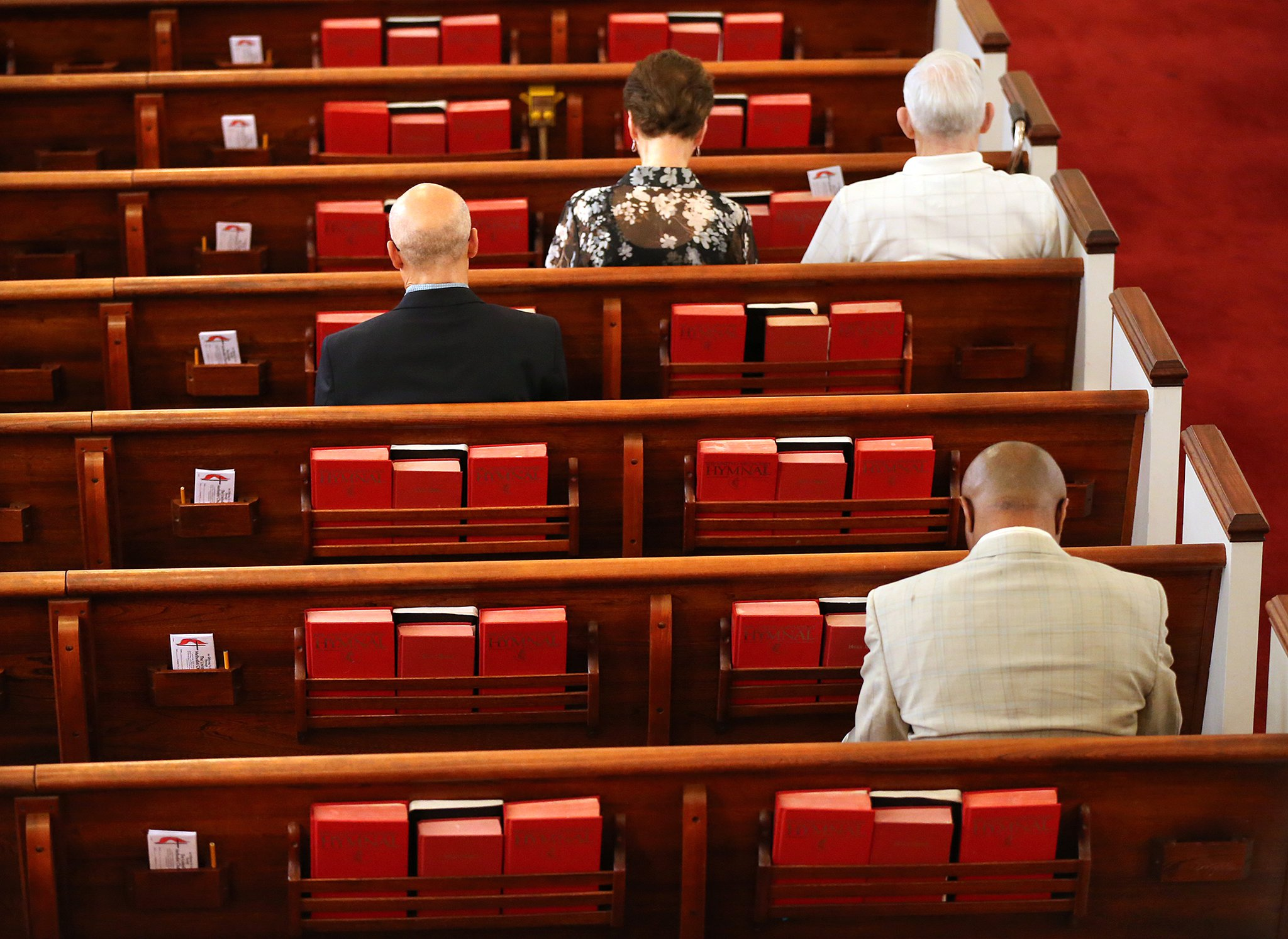 This Life: Children who attend religious services are happier adults