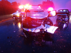 2-Vehicle Polk County Crash Kills 1, Injures 2