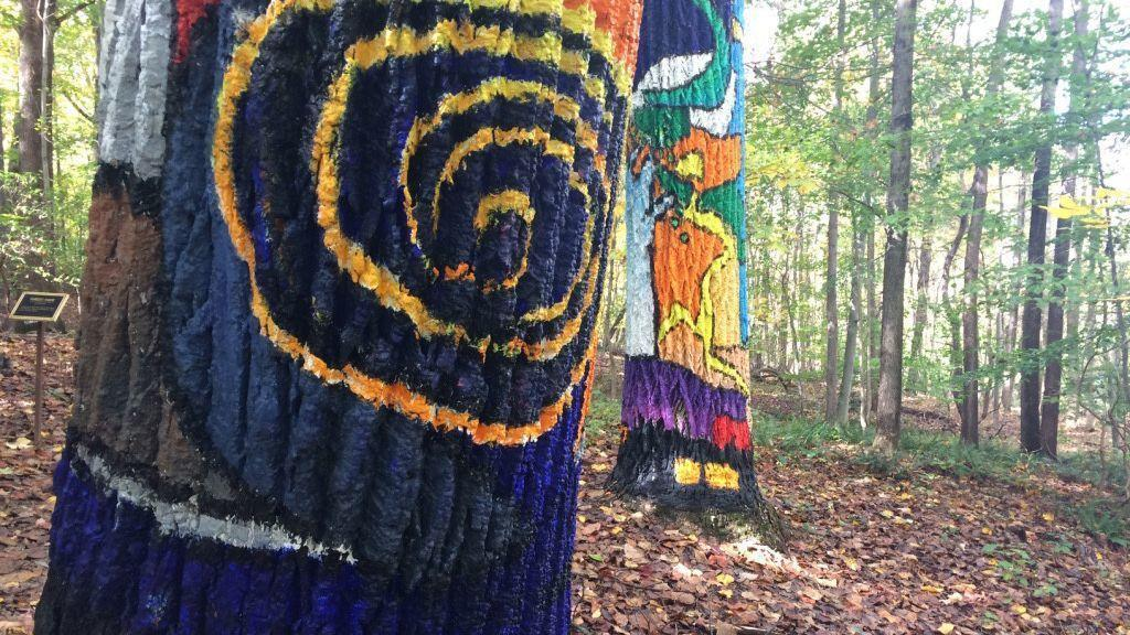 Baltimore County Council OKs bill inspired by controversial tree-painting project