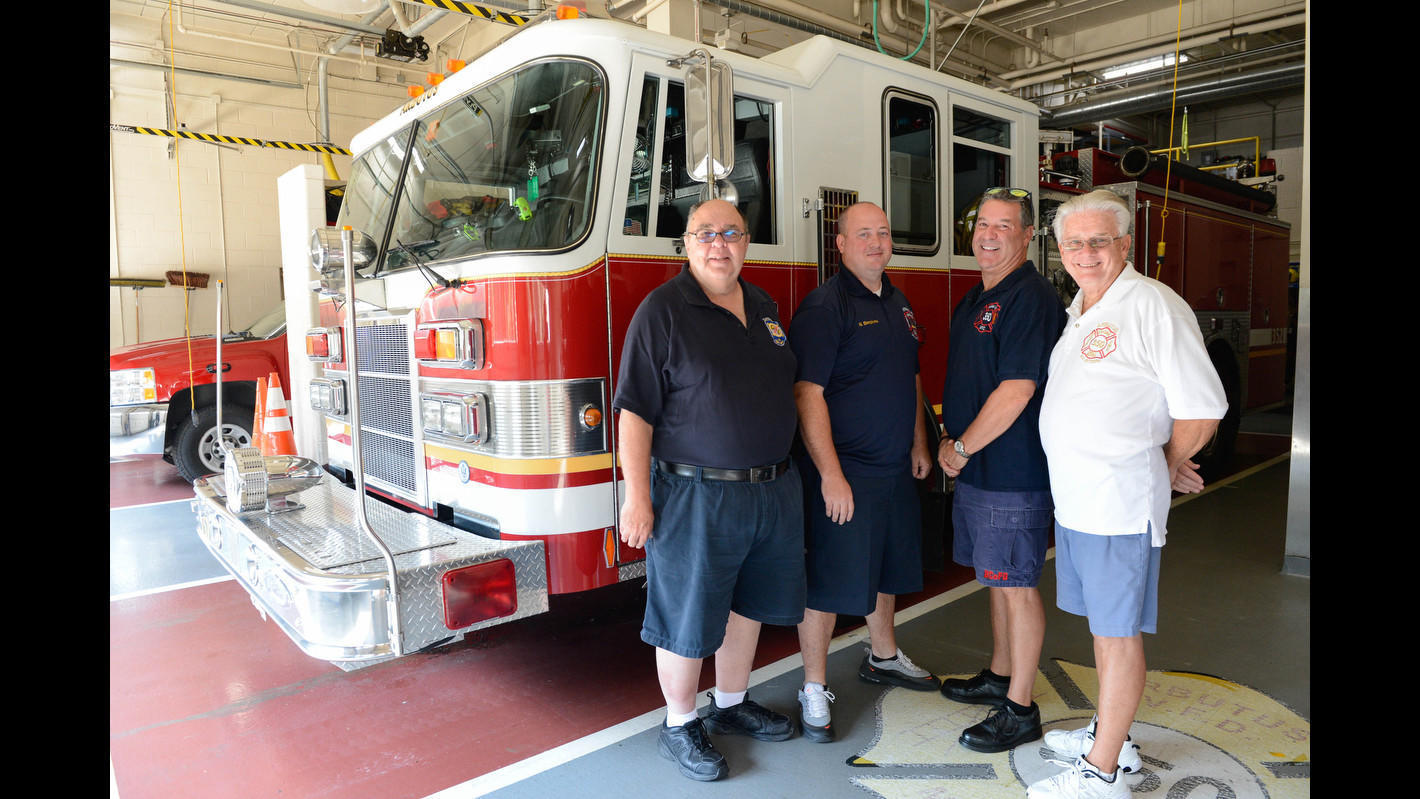 From swift-water rescues to fighting brush fires, Arbutus Volunteer Fire Department has answered to call for 80 years