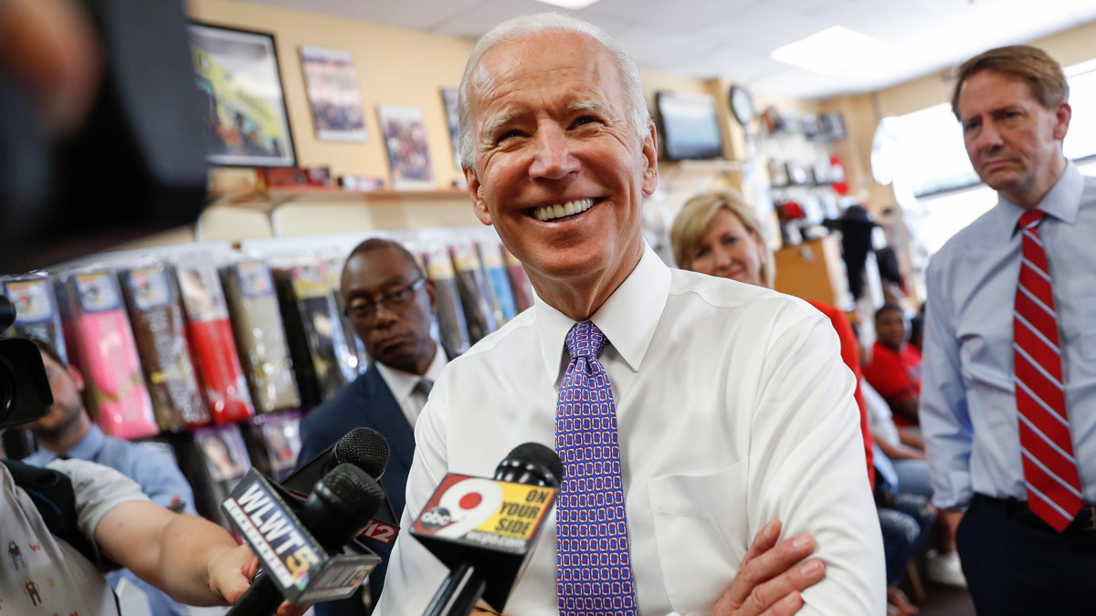 Biden Set to Join Sen. Donnelly at Campaign Rally