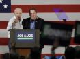 Biden, Pence rally Indiana voters in fierce Senate race