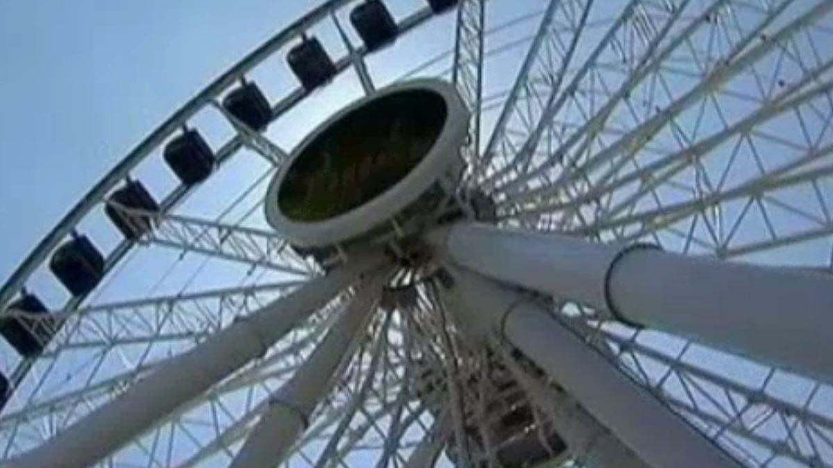Navy Pier Offers Speed Dating on Centennial Wheel
