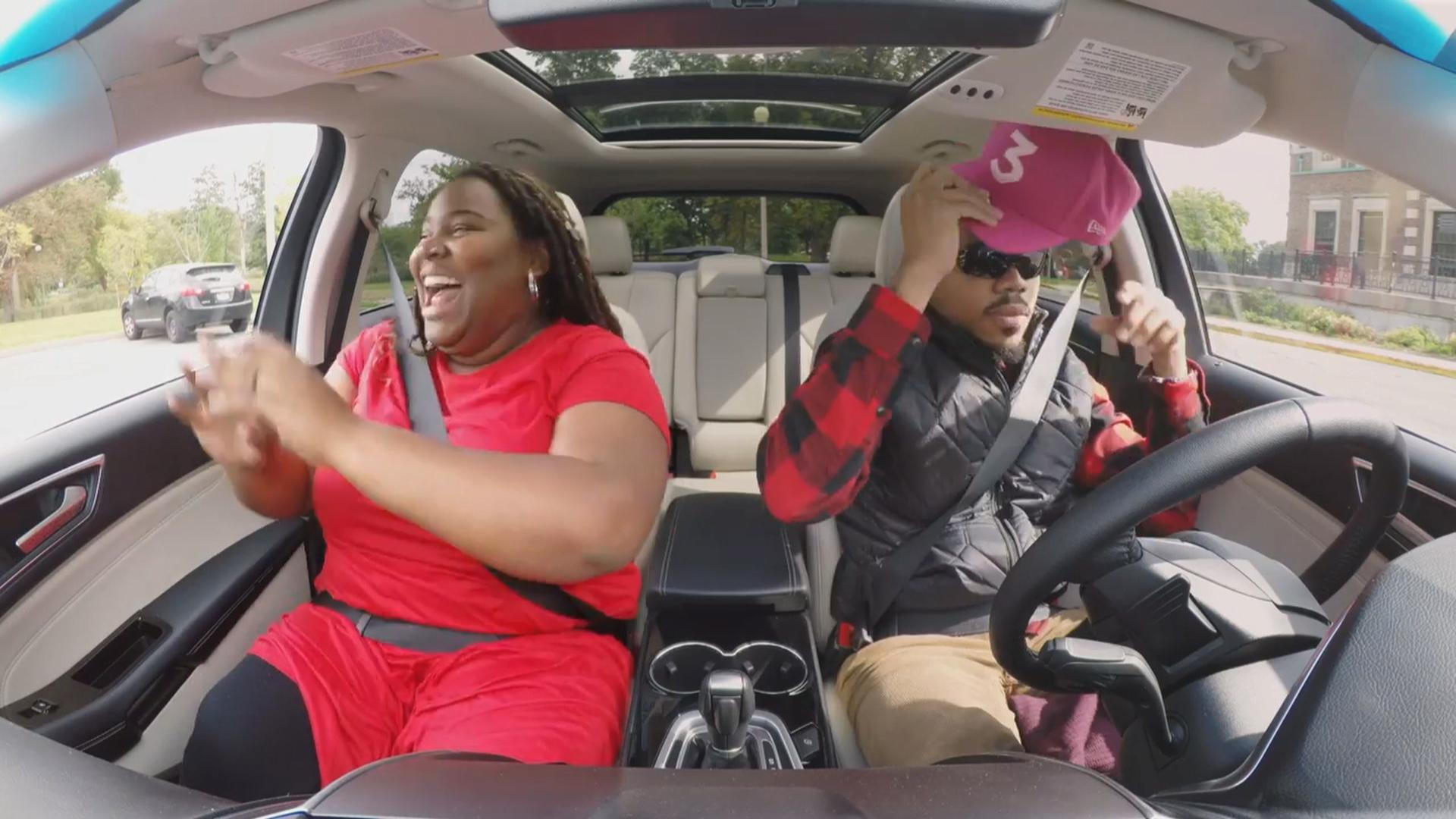 Chance the Rapper Goes Undercover as Lyft Driver in Chicago