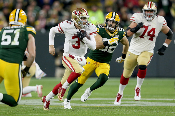 49ers Fall in Shootout With Aaron Rodgers and the Packers