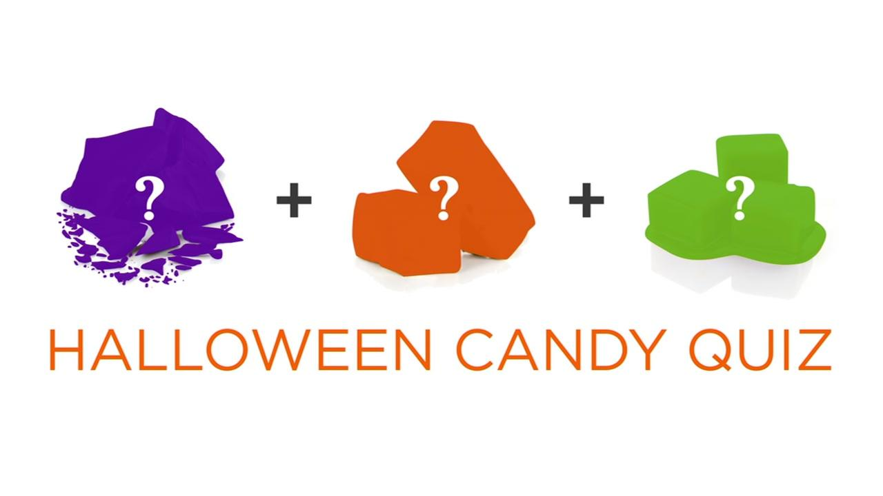 Can you guess these favorite Halloween treats?