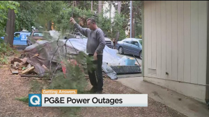 Thousands Still Without Power After PGE Preemptive Move