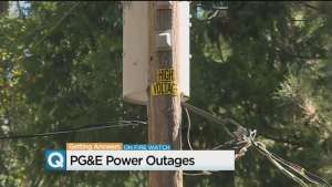 Residents Say PGE Warnings Werent Enough Before Utility Cut Power