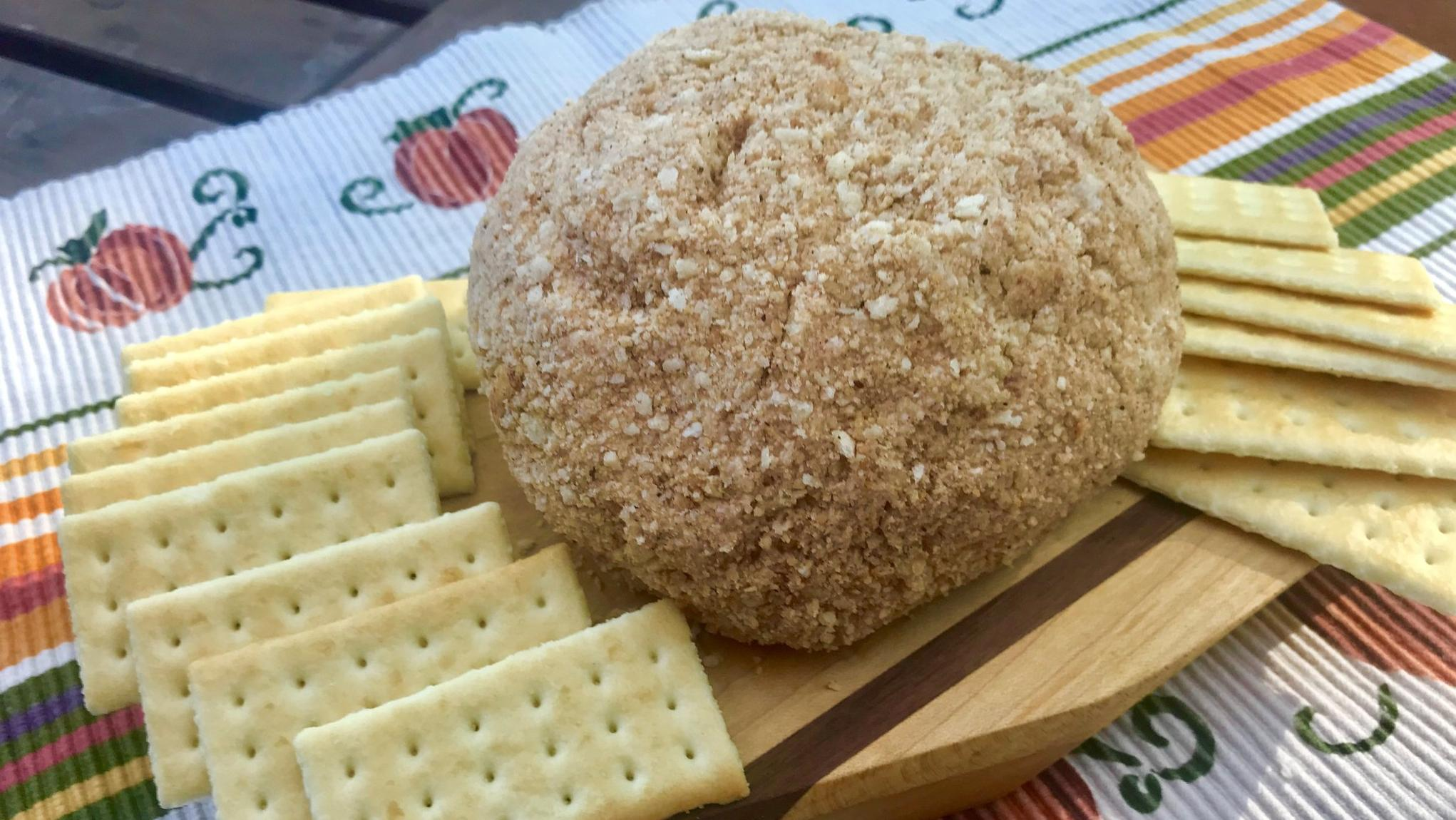 Kitchen Curious: Reinvent retro with this sweet cheese ball