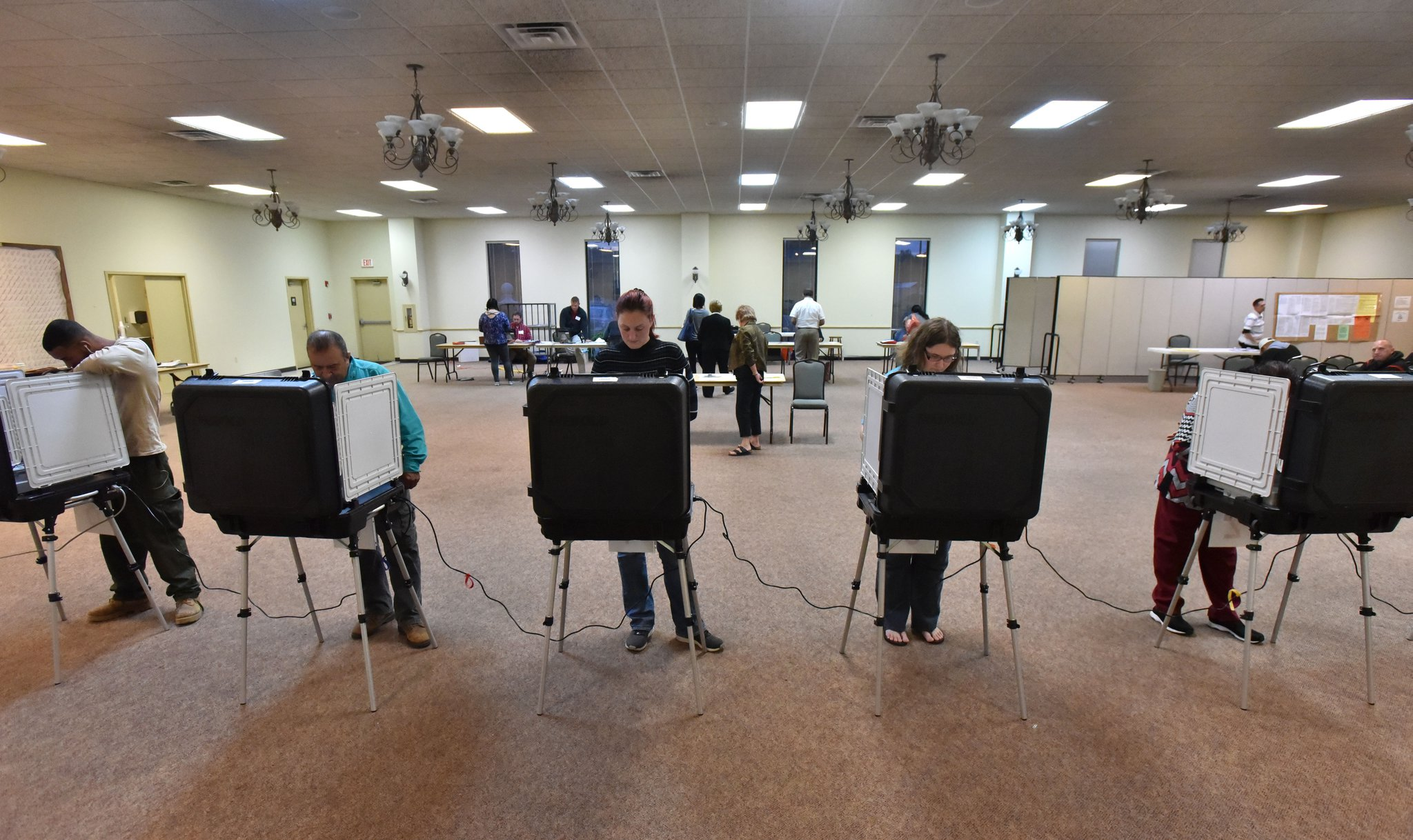 High rate of absentee ballots thrown out in Gwinnett