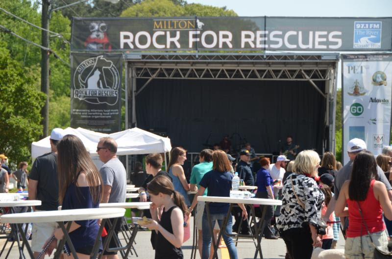 Rock for Rescues returns to Milton in April