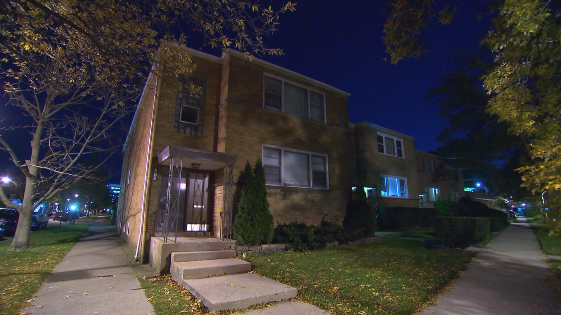 Feds Swarm North Side Two-Flat, But Few Details Released