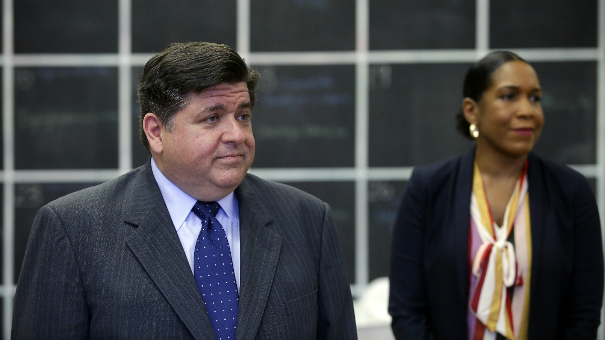 Pritzker Staffers File Suit Alleging Racial Discrimination