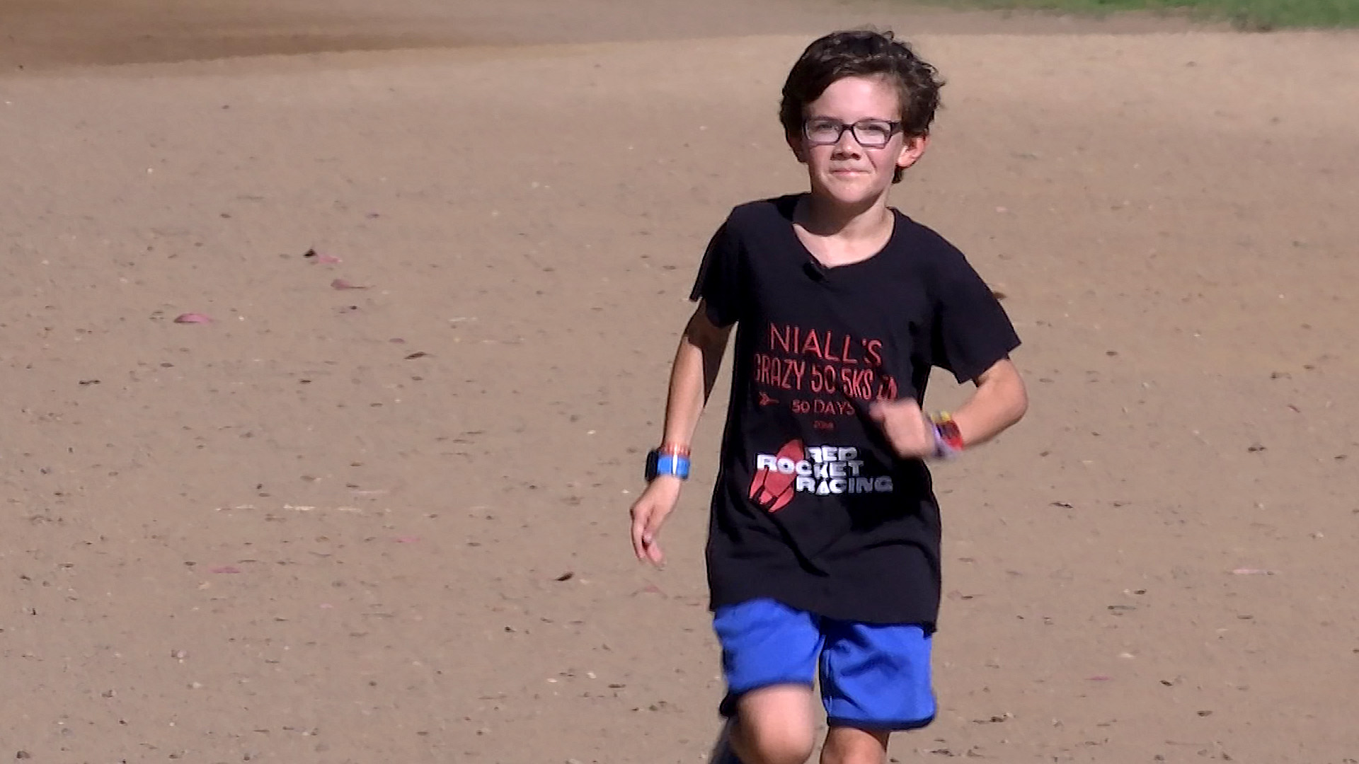 San Francisco 10-Year-Old Runs 5K Every Day For 50 Days In Support Of Grandfather Battling Cancer