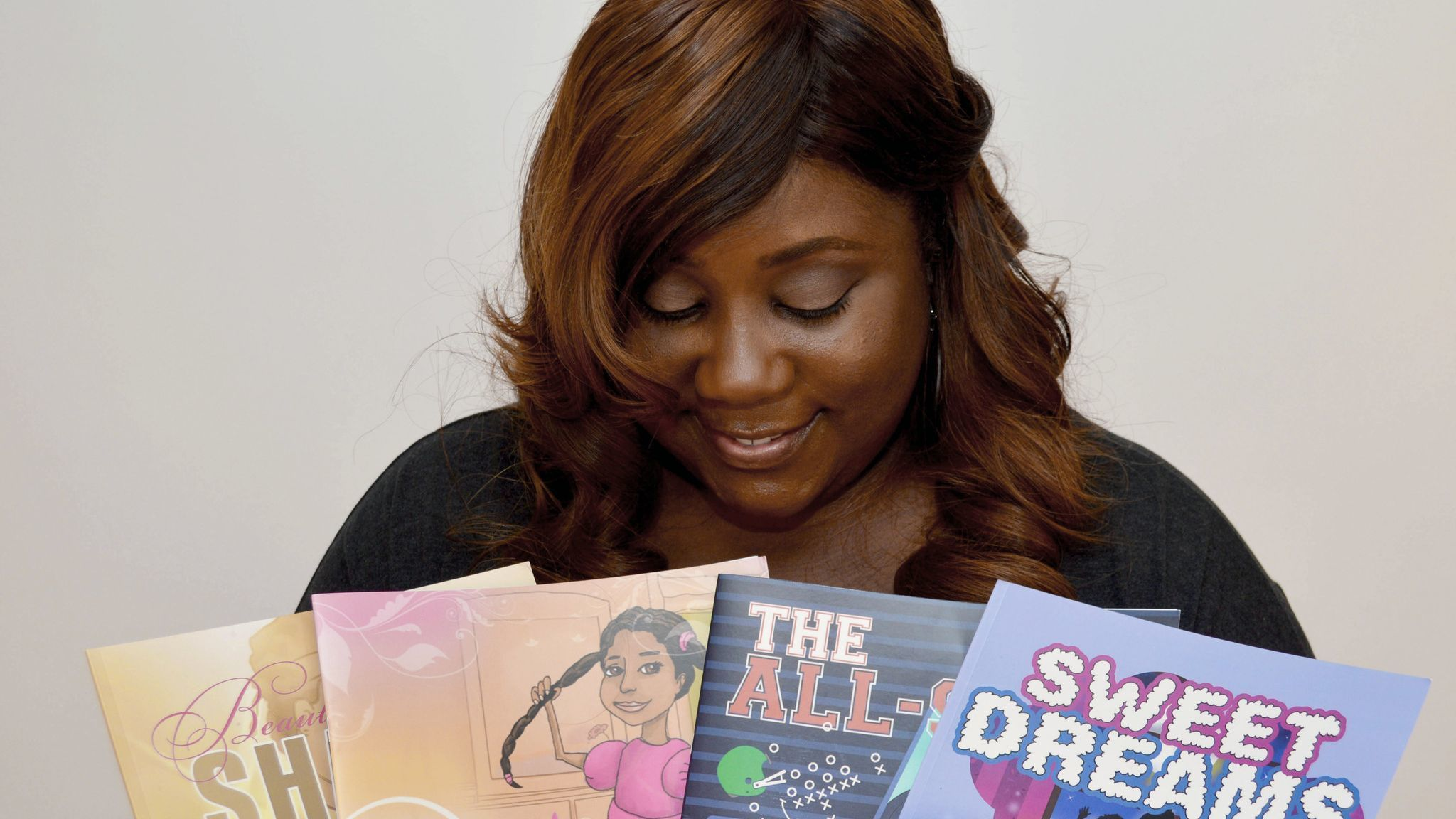 Severn childrens book author hosts reading fair