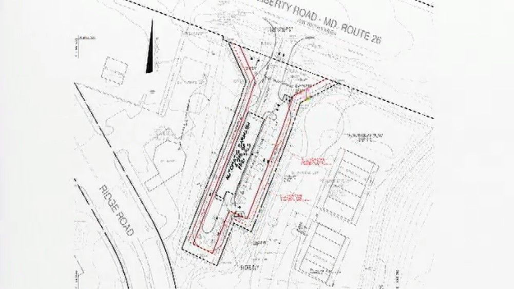 Car wash proposed for Liberty Road