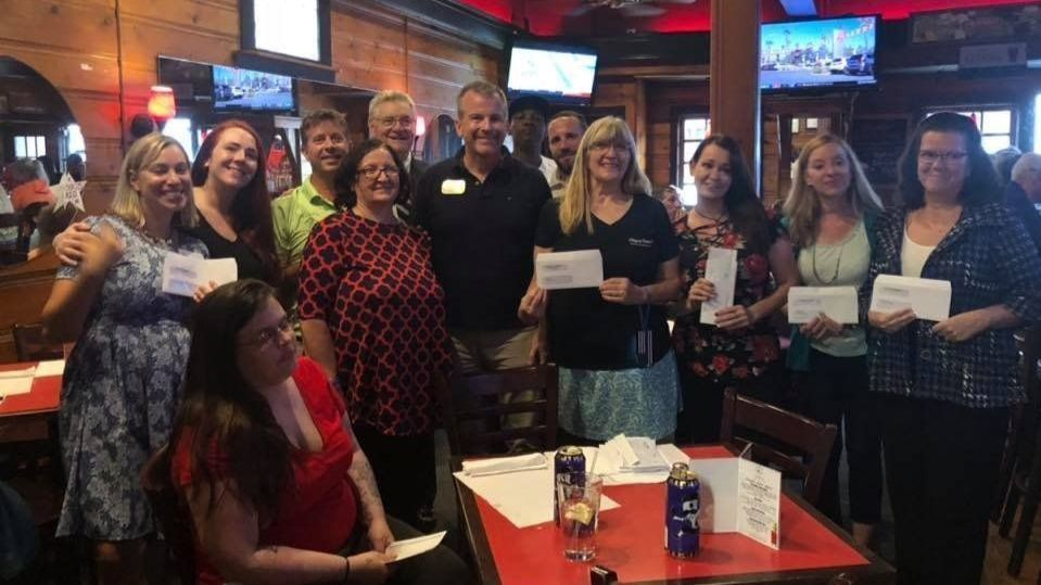 Greater Catonsville Chamber of Commerce donates $15,000 to May flood victims
