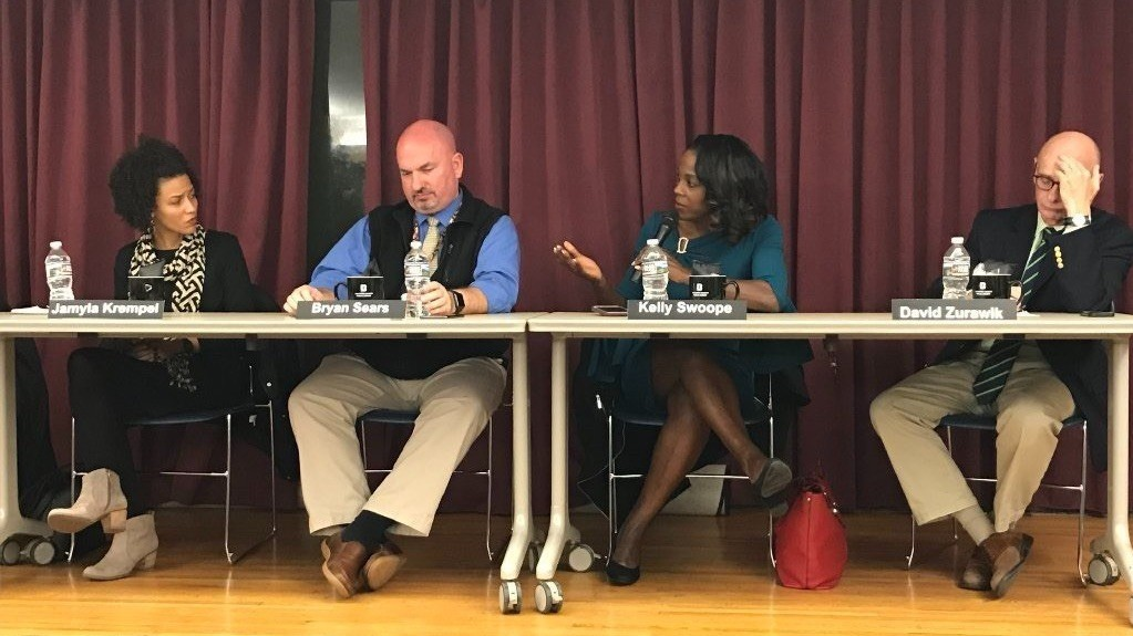 In Towson, journalists, citizens grapple with changing media landscape in era of fake news