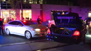Pursuit Ends Outside Golden 1 Center As Kings Opener Wraps Up