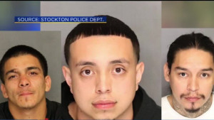 Gang Members Involved With Most Violent Crimes In Stockton Arrested
