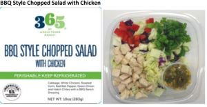 Whole Foods Salads Recalled Due To Salmonella Risk From Corn