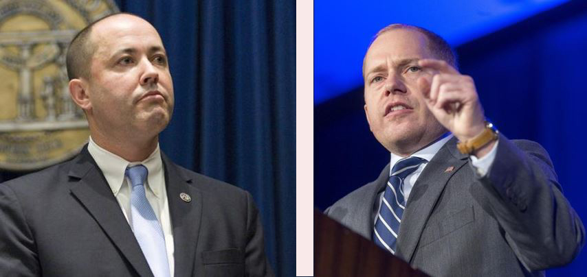 Experience, crime fuel debate in attorney general race